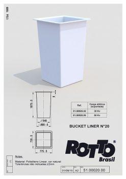 Bucket-Liner-n20-51-00020-00-40-A2