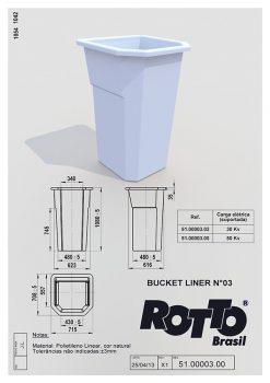 Bucket-Liner-n3-51-00003-00-40-X1
