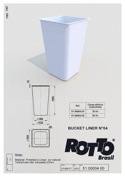 Bucket-Liner-n4-51-00004-00-40-XX1