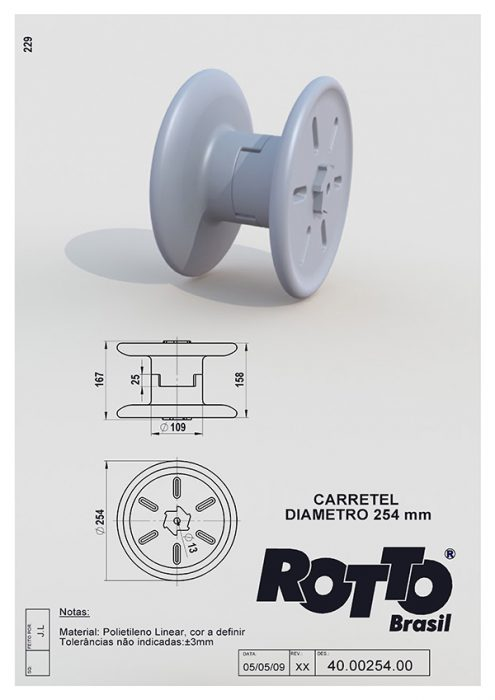 Carretel-diametro-254-mm-40-00254-00-40-XX
