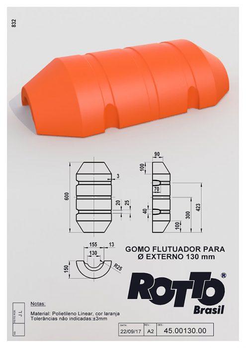 Gomo-flutuador-para-Externo-130-mm-45-00130-00-40-A2