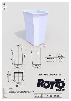 Bucket-Liner-n2-51-00002-00-40-A1