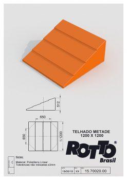 Telhado-metade-1200-x-1200-mm-15-70020-00-40-XX