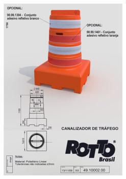 Canalizador-de-Trafego-49-10002-00-40-XX